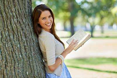 Nature and book heaven