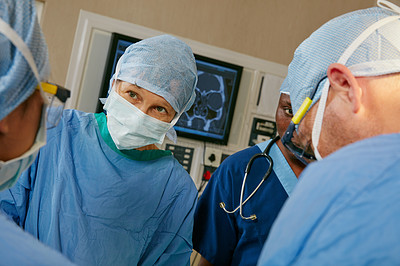 Performing a successful surgery through effective teamwork