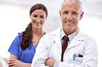 Trusted team of healthcare professionals
