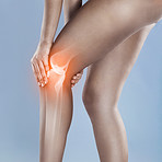 Knee injuries can linger