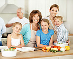 The kitchen is the heart of our family home