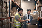 Processing orders with help from wireless technology