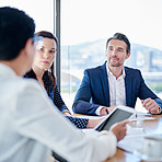 Sharing strategies in the boardroom