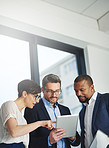 Teamwork and technology - invaluable business assets