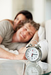 I'll hit snooze to spend more time with you