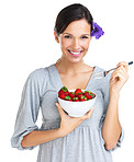 My healthy lifestyle ensures energy and vitality