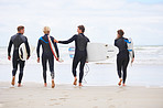 Surfing is beyond invigorating