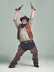 He heard The Village People needed a new cowboy...