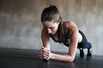 Challenge yourself with some planks