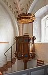 Pulpit of the Danish National Church