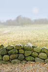 Stone barrier