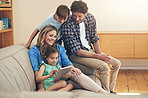 Getting more out of family time with modern technology