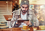 Social media and coffee go hand in hand