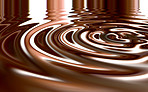 Animated Chocolate Waves
