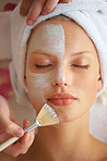 Beauty treatment for a flawless complexion