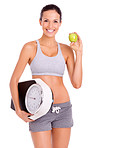 Weight loss begins with diet and exercise