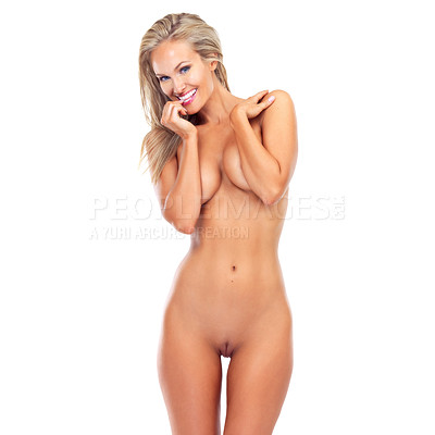 A naked women vigina