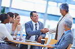 Establishing great new business relationships