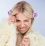 She's a feisty one