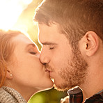 Every kiss feels like our first