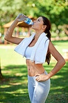Thirsty for fitness