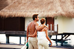 A stroll in paradise - Vacations/Romance