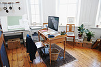 The perfect creative environment