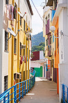 The colorful parts of Rio