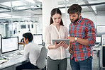 Technology makes working together easier
