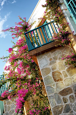 Buy stock photo City photos of the old town of Bodrum, Turkey