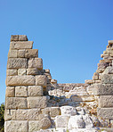 Myndos gate - 364 B.C, Turkey