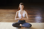 Yoga alleviates the stresses of both the body and mind