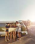 Go on a road trip with your favourite people