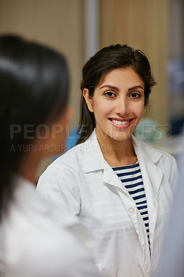 Buy stock photo Shot of a doctor working in a hospital