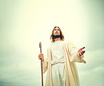 Follow me, all you who are weary