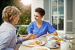 Caring for older patients offers many rewards and benefits!