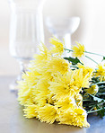 Gorgeous bouquet of yellow daisies