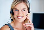 I'm ready to answer your questions - Call Centre Support Staff