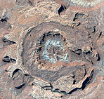 Upheaval Crater Utah April20 2003