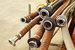These old hoses need replacing