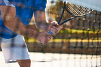 Getting to grips with tennis