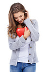 Keeping her heart for someone special