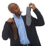 Finding the perfect tie