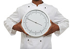 We chefs are always on the clock