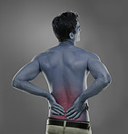 Stiffness in the lower back
