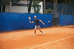 He's king of the clay
