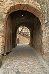 Ancient archway