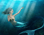 Siren of the sea