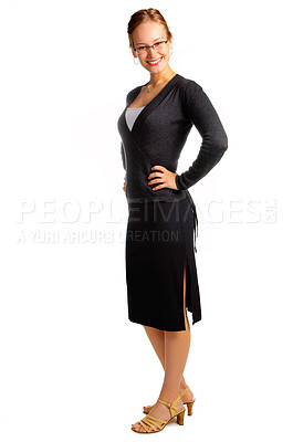 Buy stock photo Successful businesswoman