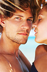 Sultry summer romance